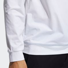 adidas Equipment Wind Longsleeve Sweatshirt Herren Weiß