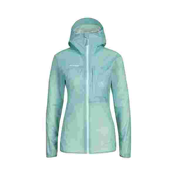 Mammut Kento Light Hooded Hardshelljacke Damen dark frosty