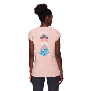 Mammut Massone T-Shirt Damen evening sand PRT2