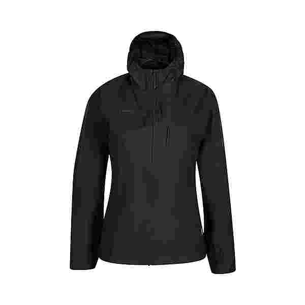Mammut Convey Hooded Windbreaker Damen black