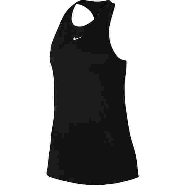Nike Pro Funktionstank Damen black-white