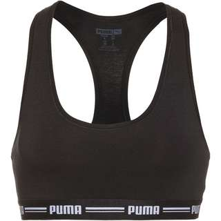 PUMA Racer Back BH Damen black