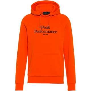 Peak Performance Original Hoodie Herren super nova