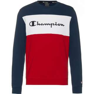 CHAMPION Sweatshirt Herren navy-white-red