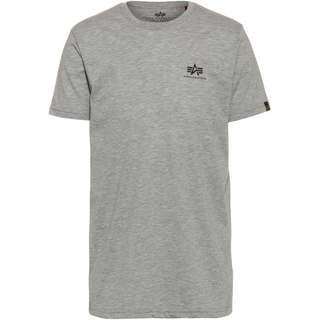 Alpha Industries T-Shirt Herren grey heather