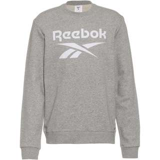 Reebok Sweatshirt Herren medium grey heather
