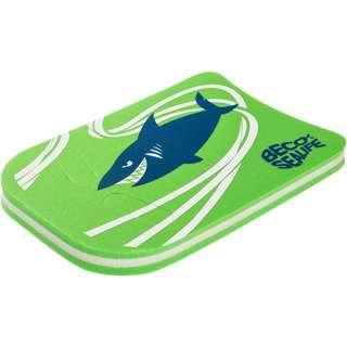 BECO BEERMANN Kickboard Shark Schwimmhilfe Kinder grün