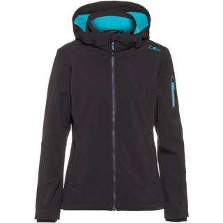 CMP Softshelljacke Damen ANTRACITE-POOL