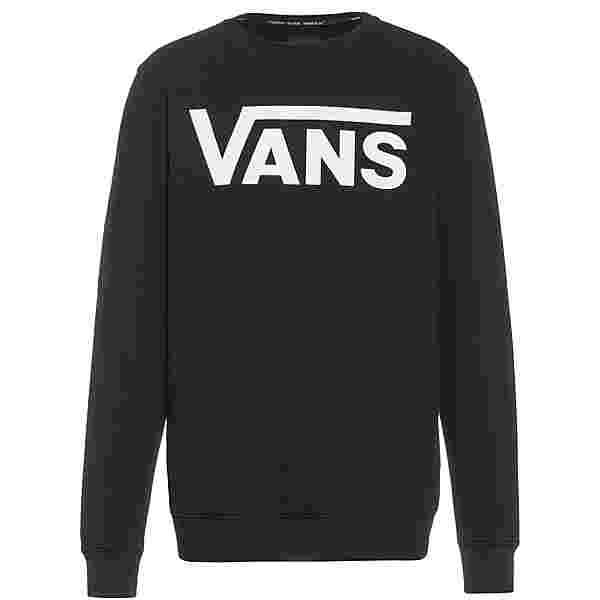 Vans Classic Sweatshirt Herren black-white