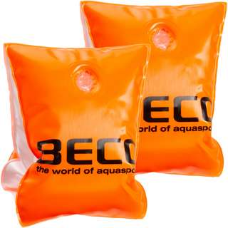 BECO BEERMANN Kinder Schwimmhilfe Schwimmflügel Kinder orange