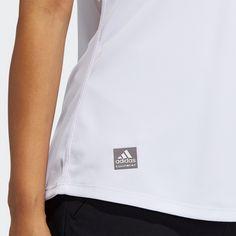 adidas Equipment Primegreen Poloshirt Poloshirt Damen Weiß