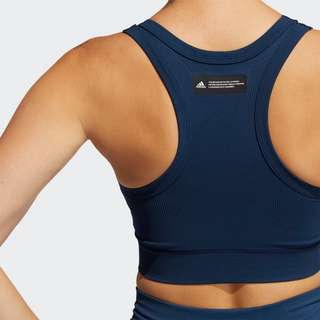 adidas Studio Sport-BH BH Damen Blau