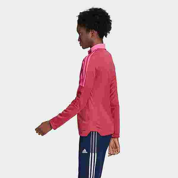 adidas Tiro 21 Trainingsjacke Trainingsjacke Damen Rosa