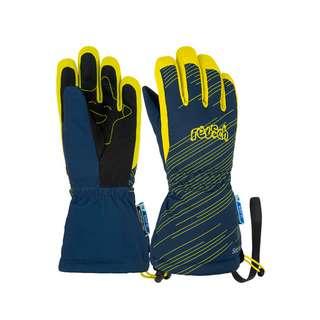 Reusch Maxi R-TEX® XT Skihandschuhe Kinder dress blue/lime