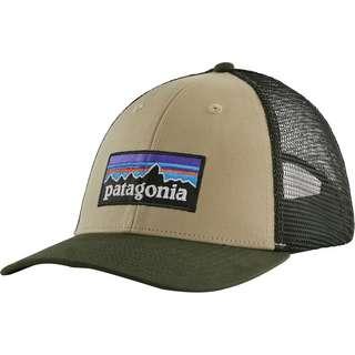 Patagonia P-6 Logo Cap el cap khaki