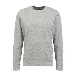 REPLAY im Destroyed-Look Sweatshirt Herren moulinè grey melange