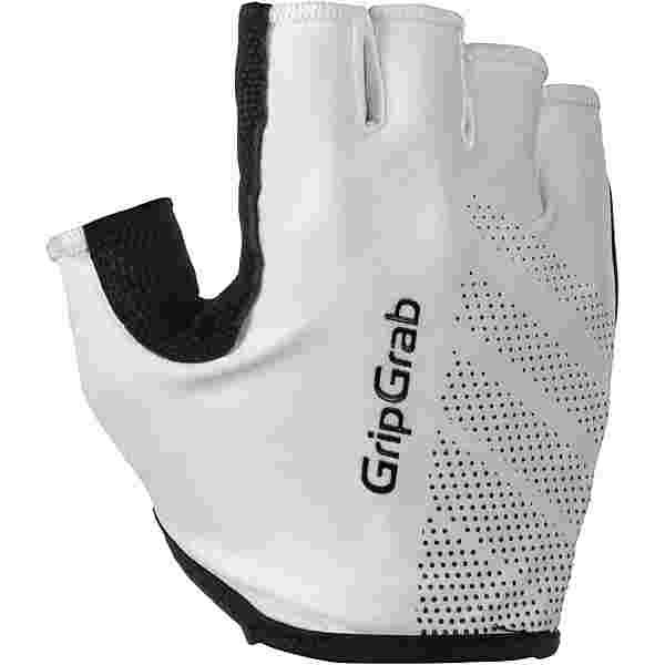GripGrab Ride Lightweight Padded Glove Fahrradhandschuhe white