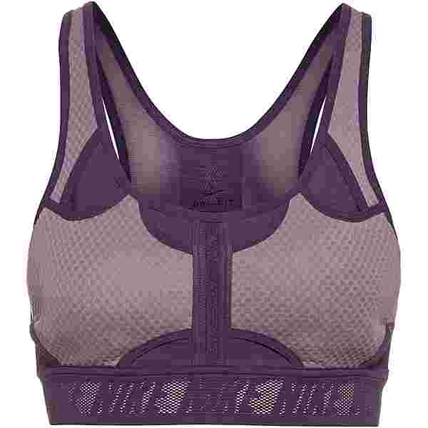 Nike SWOOSH ULTRABREATHE BH Damen purple smoke-dark raisin-purple smoke