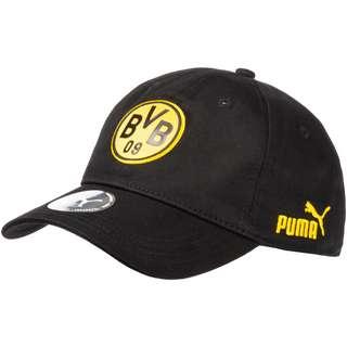 PUMA Borussia Dortmund Cap schwarz