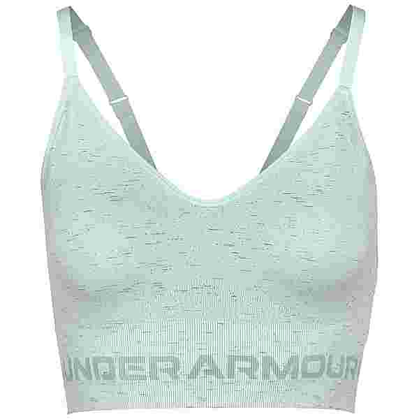 Under Armour Seamless Low Long BH Damen mint