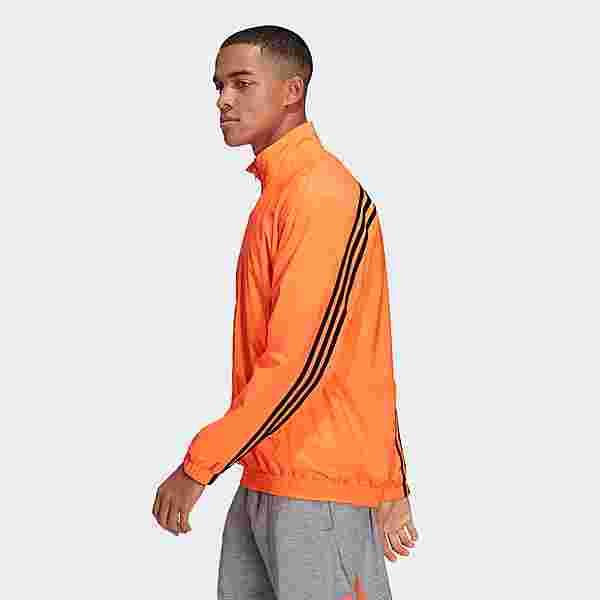 adidas Sweatjacke Herren Orange
