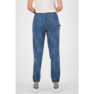 ALIFE AND KICKIN Stoffhose Damen dark denim