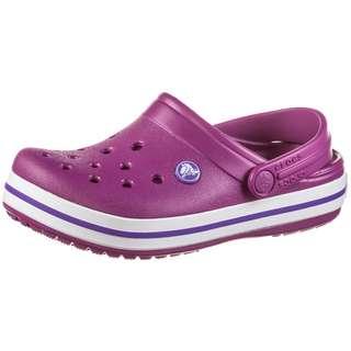 Crocs Crocband Clog Sandalen Kinder viola