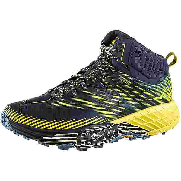 Hoka One One GTX SPEEDGOAT MID 2 Trailrunning Schuhe Herren ombre blue-blue sheen
