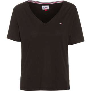 Tommy Hilfiger V-Shirt Damen black