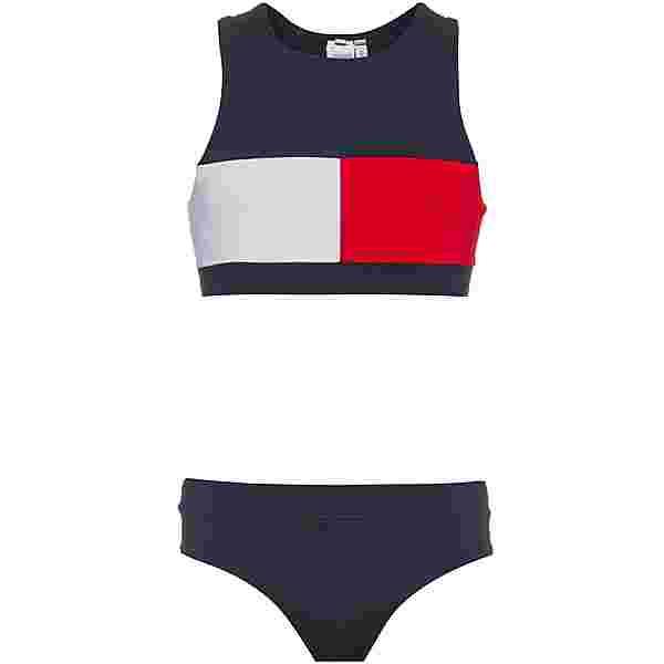 Tommy Hilfiger Bikini Set Kinder desert sky