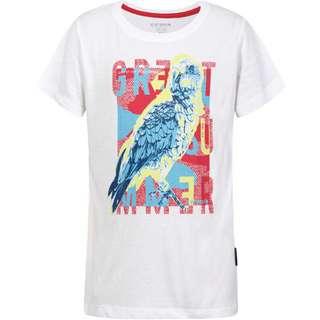ICEPEAK Miami Jr T-Shirt Kinder optic white