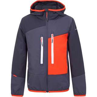 ICEPEAK KRAMER JR Funktionsjacke Kinder granite