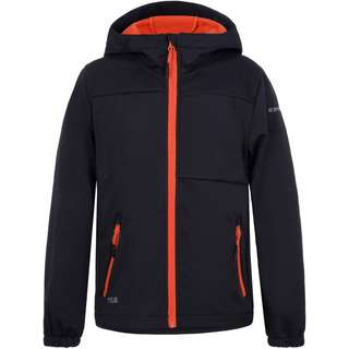 ICEPEAK KARS JR Softshelljacke Kinder anthracite