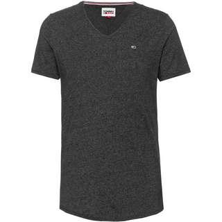 Tommy Hilfiger Jaspe V-Shirt Herren black iris