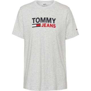 Tommy Hilfiger T-Shirt Herren silver grey heather