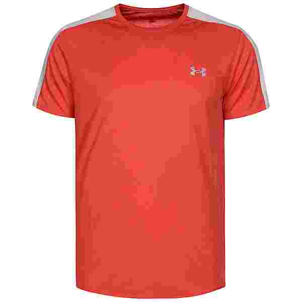Under Armour Speed Stride Laufshirt Herren rot