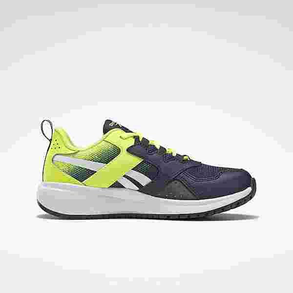 Reebok Reebok Road Supreme 2 Shoes Sneaker Kinder Vector Navy / Alert Yellow / White