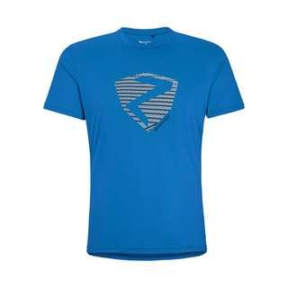 Ziener NOLAF Printshirt Herren persian blue
