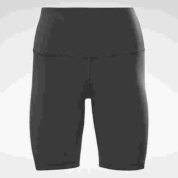 Reebok Beyond The Sweat Bike Shorts Funktionshose Damen Schwarz