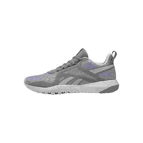 Reebok Flexagon Force 3 Shoes Fitnessschuhe Damen Cold Grey 4 / Cold Grey 2 / Chalk Blue