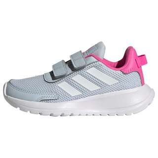 adidas Tensor Schuh Laufschuhe Kinder Halo Blue / Cloud White / Screaming Pink