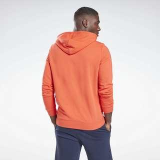 Reebok Reebok Identity Big Logo Hoodie Funktionssweatshirt Herren Rot