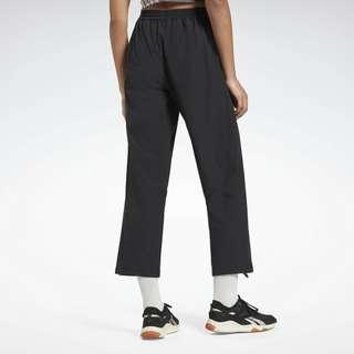 Reebok Commercial Woven Pants Trainingshose Damen Schwarz
