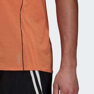 adidas Runner T-Shirt T-Shirt Herren Orange