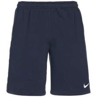 Nike Park 20 Fleece Fußballshorts Herren dunkelblau / weiß