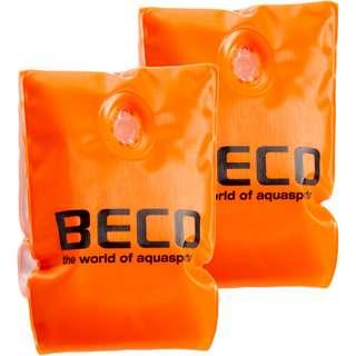 BECO BEERMANN Erwachsenen Schwimmhilfe Schwimmflügel orange