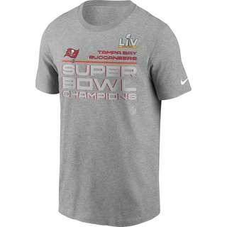Nike Tampa Bay Buccaneers Fanshirt Herren dark grey heather