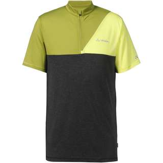 VAUDE Men's Tremalzo T-Shirt IV Funktionsshirt Herren black-green