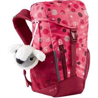 VAUDE Ayla 6 Wanderrucksack Kinder bright pink cranberry