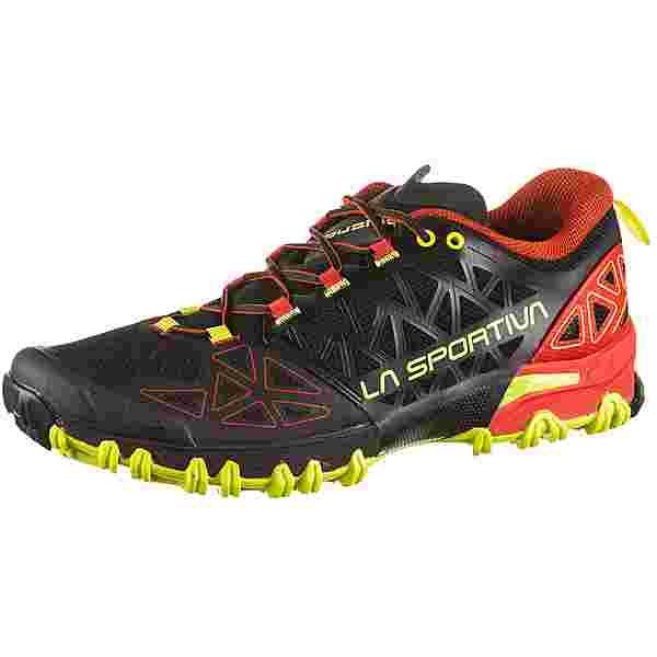 La Sportiva Bushido II Trailrunning Schuhe Herren black-goji